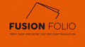 Fusion Folio (Gimmicks and Online Instructions) by Terry Chou & Secret Factory - Trick