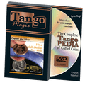 Copper and Silver Half Dollar 1964 (w/DVD) (D0140) by Tango - Tricks