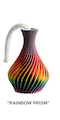 "The American Prayer Vase /Genie Bottle ""RAINBOW PRISM"" by Big Guy's Magic"