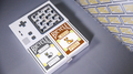 Bicycle Pixel Cat and Dog Set Playing Cards by TCC