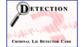 Detection by Paul Carnazzo - Trick