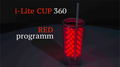 I-Lite Cup 360 Red by Victor Voitko (Gimmick and Online Instructions) - Trick
