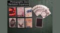 Photographic Deck Project Set (Gimmicks and Online Instructions) by Patrick Redford