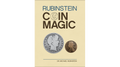 Rubinstein Coin Magic (Hardbound) by Dr. Michael Rubinstein Book