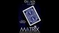 MATRIX ART Blue by Mickael Chatelain  - Trick