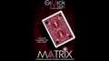 MATRIX ART Red by Mickael Chatelain  - Trick