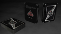 Chrome Kings Carbon Playing Cards (Standard)