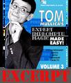 Bill to Matches video DOWNLOAD (Excerpt of Mullica Expert Impromptu Magic Made Easy Tom Mullica- #3, DVD)