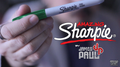 Amazing Sharpie Pen (Green) by James Paul - Trick