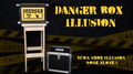 DANGER BOX ILLUSION (Full Set) by Magie Climax - Trick