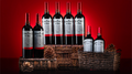 Hamilton Multiplying Wine Bottles by Tora Magic - Trick