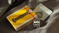Gemini Casino Yellow Playing Cards by Gemini