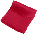 Silks 15 inch Single (Red) Magic by Gosh - Trick