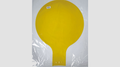 Entering Balloon YELLOW (160cm - 80inches) by JL Magic - Trick