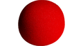 4 inch High Density Ultra Soft Sponge Ball (RED) from Magic by Gosh