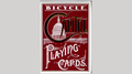 Bicycle Capitol (RED) Playing Cards by US Playing Card