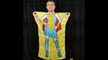 Character Silk (Super Girl) 35 X 43  by JL Magic - Trick