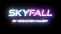 SKY FALL RED by Sebastien Calbry - Trick