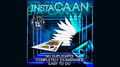 instaCAAN RED (Gimmicks and Online Instruction) by Joel Dickinson - Trick