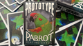 Parrot Prototype Playing Cards