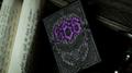 666 Purple Playing Cards by Riffle Shuffle
