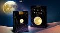 The Moon Playing Cards by Bocopo