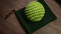 Final Load Crochet Ball (Green) by TCC