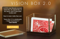 Vision Box 2.0 by João Miranda Magic - Trick