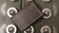 Z Fold Leather Wallet by Mark Mason - Trick