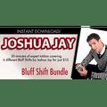 Bluff Shift Bundle by Joshua Jay and Vanishing, Inc. video DOWNLOAD