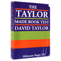 Taylor Made Book Test by David Taylor video DOWNLOAD