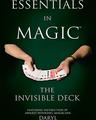 Essentials in Magic Invisible Deck - Spanish video DOWNLOAD