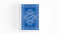 Black Roses Blue Magic Playing Cards