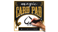 CARD PAD BLUE (Gimmicks and Online Instructions) by Gustavo Raley - Trick