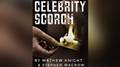 Celebrity Scorch (Brad Pitt & Angelina Jolie) by Mathew Knight and Stephen Macrow