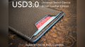 USD3 - Universal Switch Device BROWN by Pablo Amira and Alan Wong - Trick