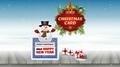 Christmas Card by Esya G mixed media DOWNLOAD