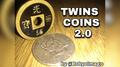 TWINS COINS 2.0 by Roby El Mago video DOWNLOAD