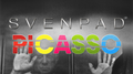 "SvenPad® Picasso: Small Mini 7x10"" (Two Sections)"