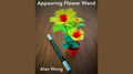 Appearing Flower Wand by Alan Wong - Trick
