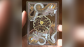 Dragon Transparent Playing Cards (Mighty Black)