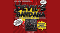 Devil's Bandana (Black) by Lee Alex - Trick