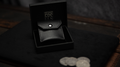 FPS Coin Wallet Black (Gimmicks and Online Instructions) by Magic Firm - Trick