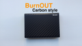 BURNOUT 2.0 CARBON BLACK by Victor Voitko (Gimmick and Online Instructions) - Trick