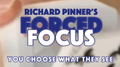 FORCED FOCUS BLUE by Richard Pinner - Trick