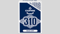 Copag 310 Face Off (Blue) Playing Cards
