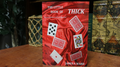 THE LITTLE BOOK OF THICK (Easy-to-do Miracles with the Thick Card) by James A Ward - Book