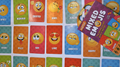Hoyle Mixed Emojis Playing Cards by US Playing Card
