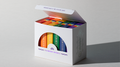 DKNG Rainbow Wheels (6 Seater Box Set) Playing Cards by Art of Play