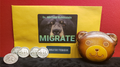 MIGRATE DLX COIN by Dr. Michael Rubinstein - Trick